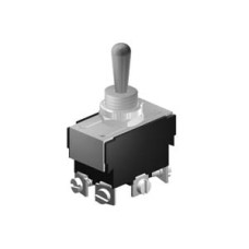 SE610 Toggle Switches Standard 10A DPDT On-On